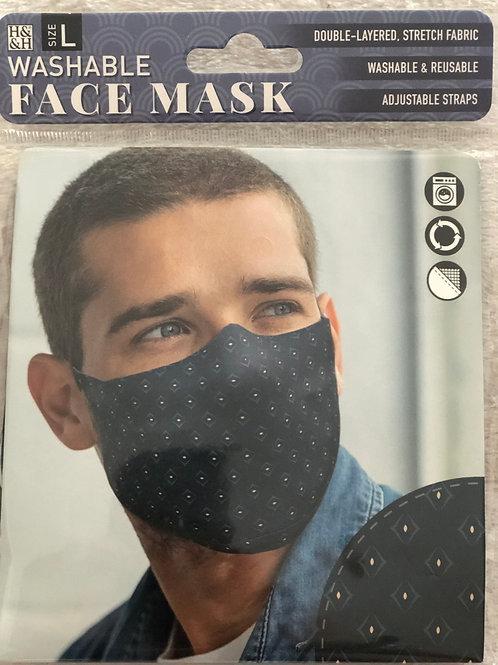 Dark Diamond Face Mask (L) - 0016