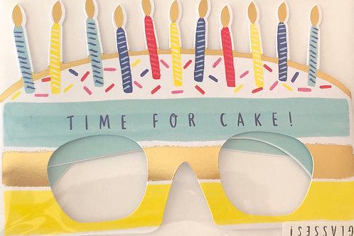 Cake Glasses