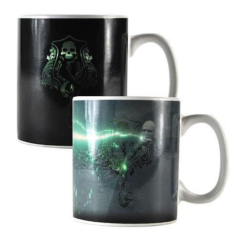 Harry Potter Heat Changing Mug - Voldemort