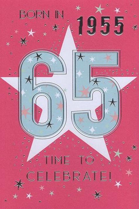 IC&G 65th Female Year You Were Born