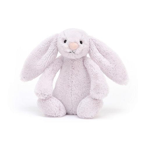 Bashful Lavender Bunny Small