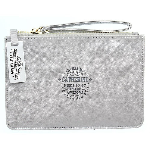Personalised Clutch Bag - Catherine
