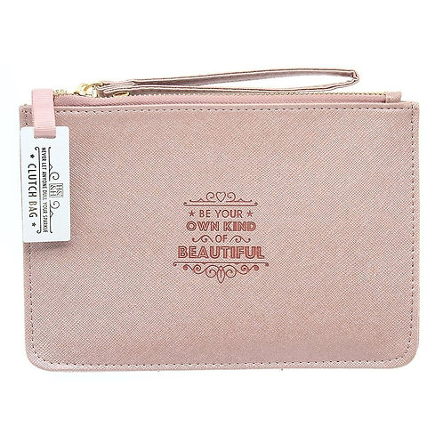 Personalised Clutch Bag - Be Your Own Kind