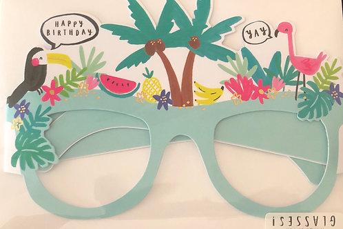 Tropical Glasses