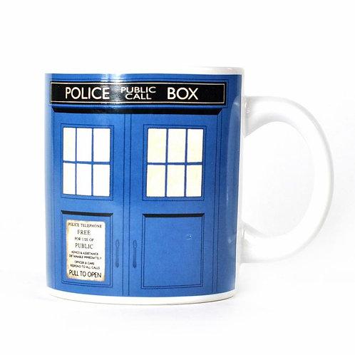 Doctor Who Mug - Tardis