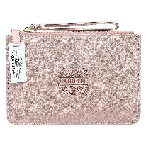Personalised Clutch Bag - Danielle