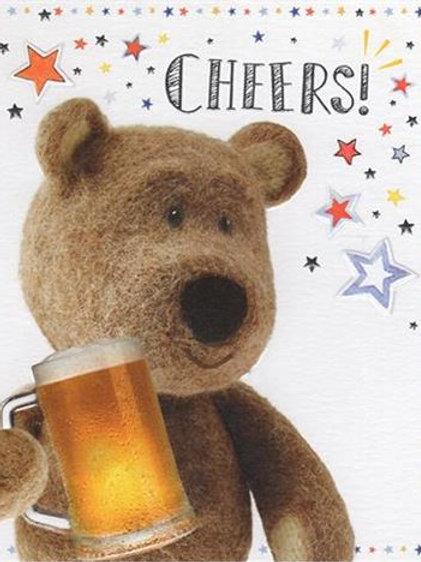 Open Bday - Barley Cheers