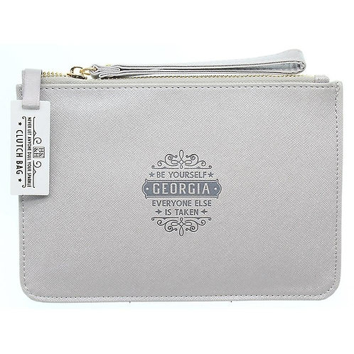 Personalised Clutch Bag - Georgia