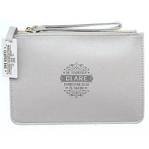 Personalised Clutch Bag - Clare