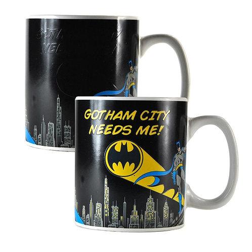 Batman Heat Changing Mug - Batman