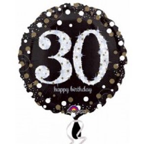 30th Birthday Foil Balloon