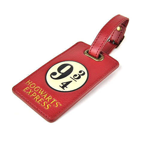 Harry Potter Luggage Tag - Platform 9 3/4