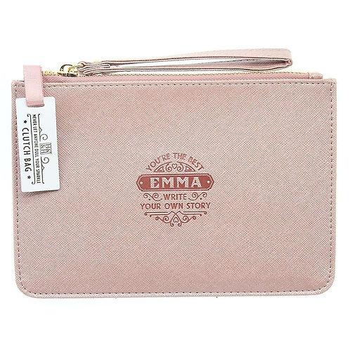 Personalised Clutch Bag - Emma