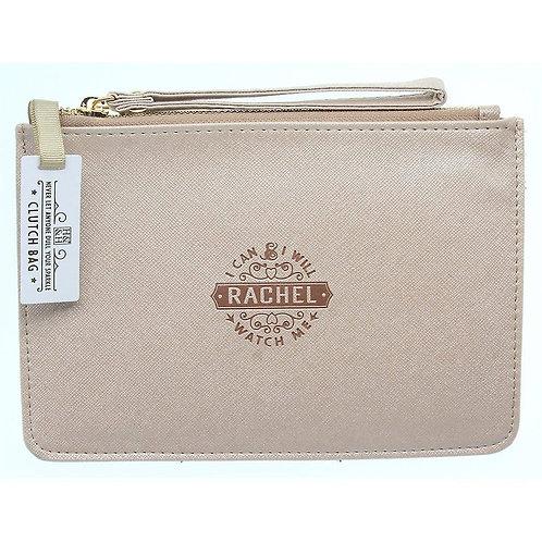 Personalised Clutch Bag - Rachel