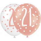 Latex Age Balloons