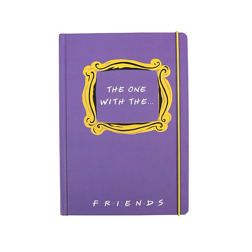 Friends A5 Notebook - The One With The