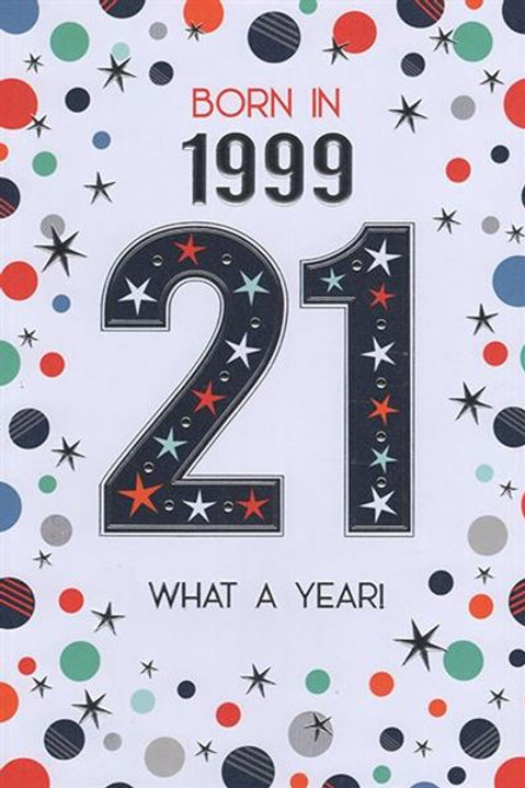 IC&G 21st Male Year You Were Born