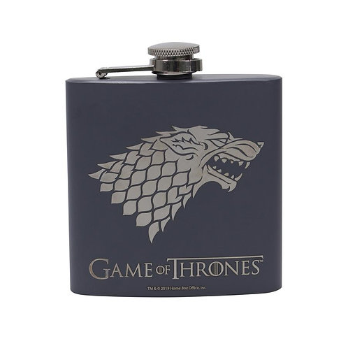 Game of Thrones Hip Flask - Stark