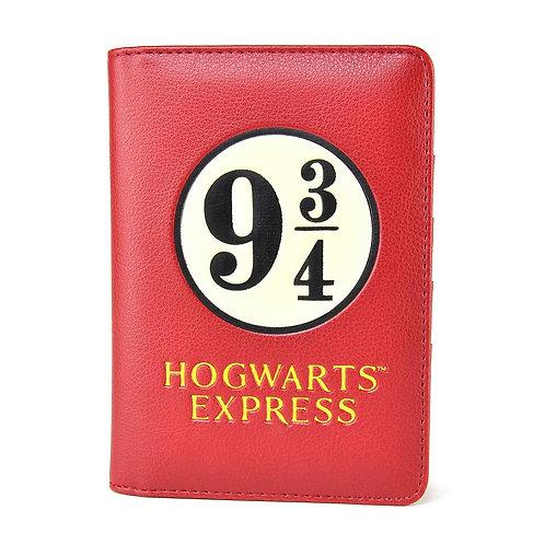 Harry Potter Passport Holder - Platform 9 3/4