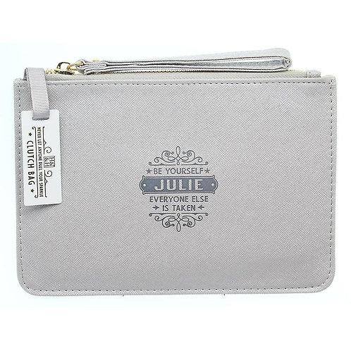 Personalised Clutch Bag - Julie