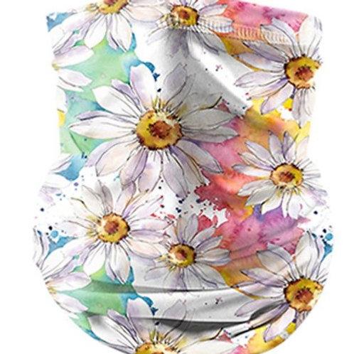 Flowers Reusable Bandana Mask