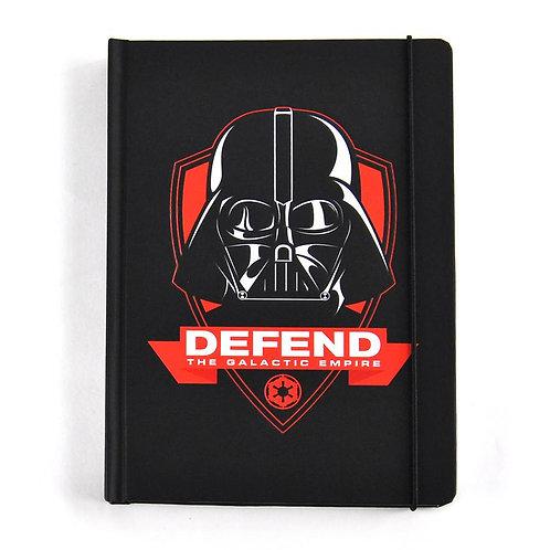 Star Wars A5 Notebook - Darth Vader