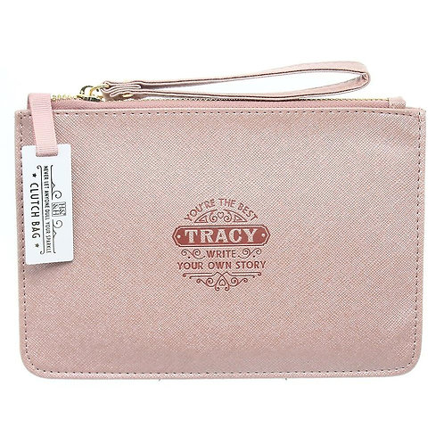 Personalised Clutch Bag - Tracy