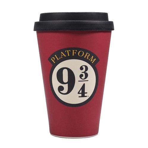 Harry Potter Travel Mug - Platform 9 3/4