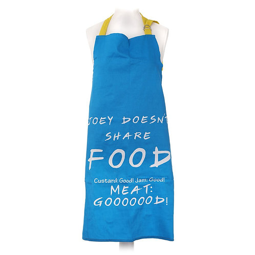 Friends Apron - Joey Doesn't Share Food!