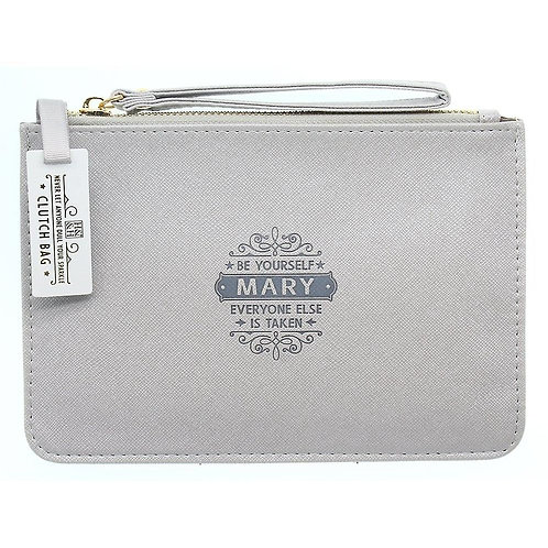 Personalised Clutch Bag - Mary