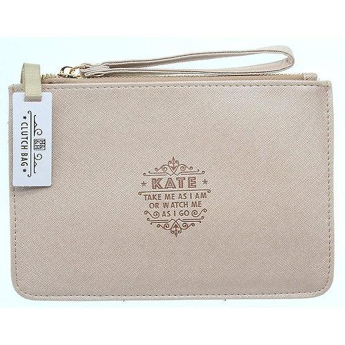 Personalised Clutch Bag - Kate