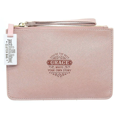 Personalised Clutch Bag - Grace
