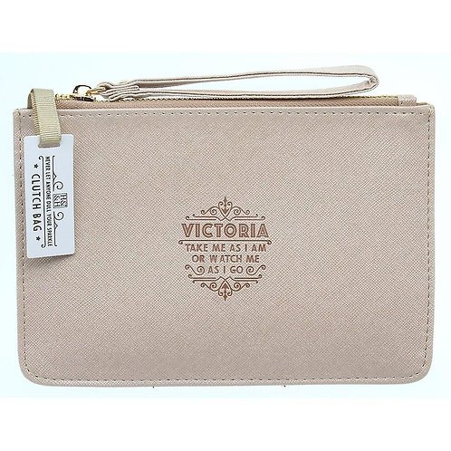 Personalised Clutch Bag - Victoria