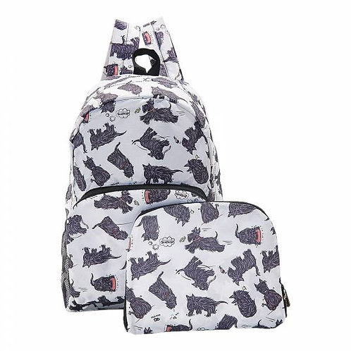 White Scatty Scotty Backpack