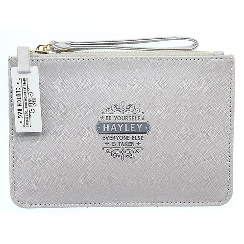 Personalised Clutch Bag - Hayley