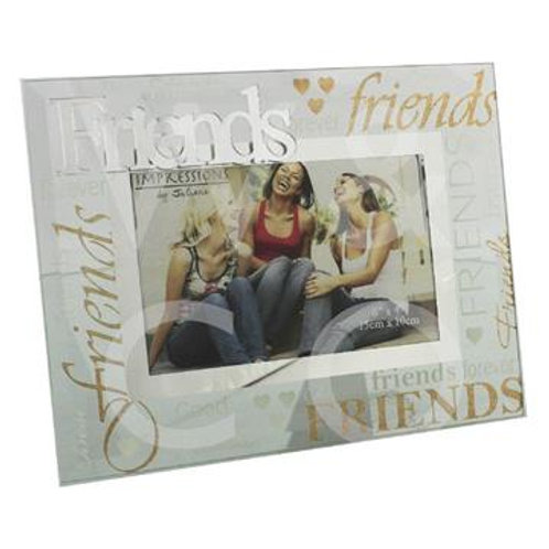 Glass Photo Frames - Friends