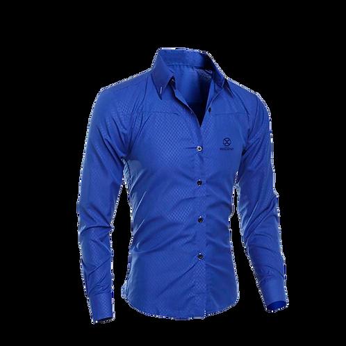 Camisa Social - Azul