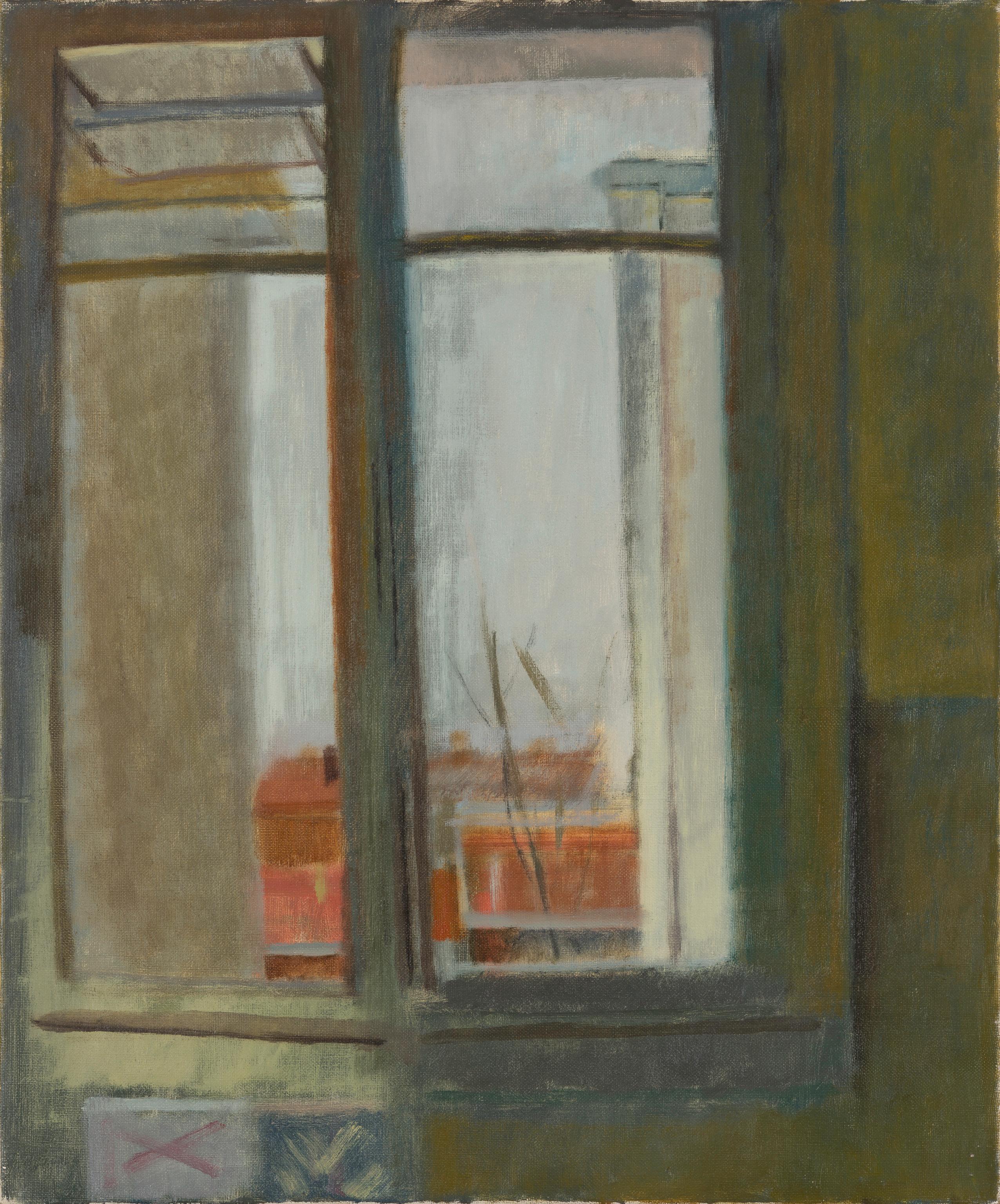La fenêtre de la cuisine