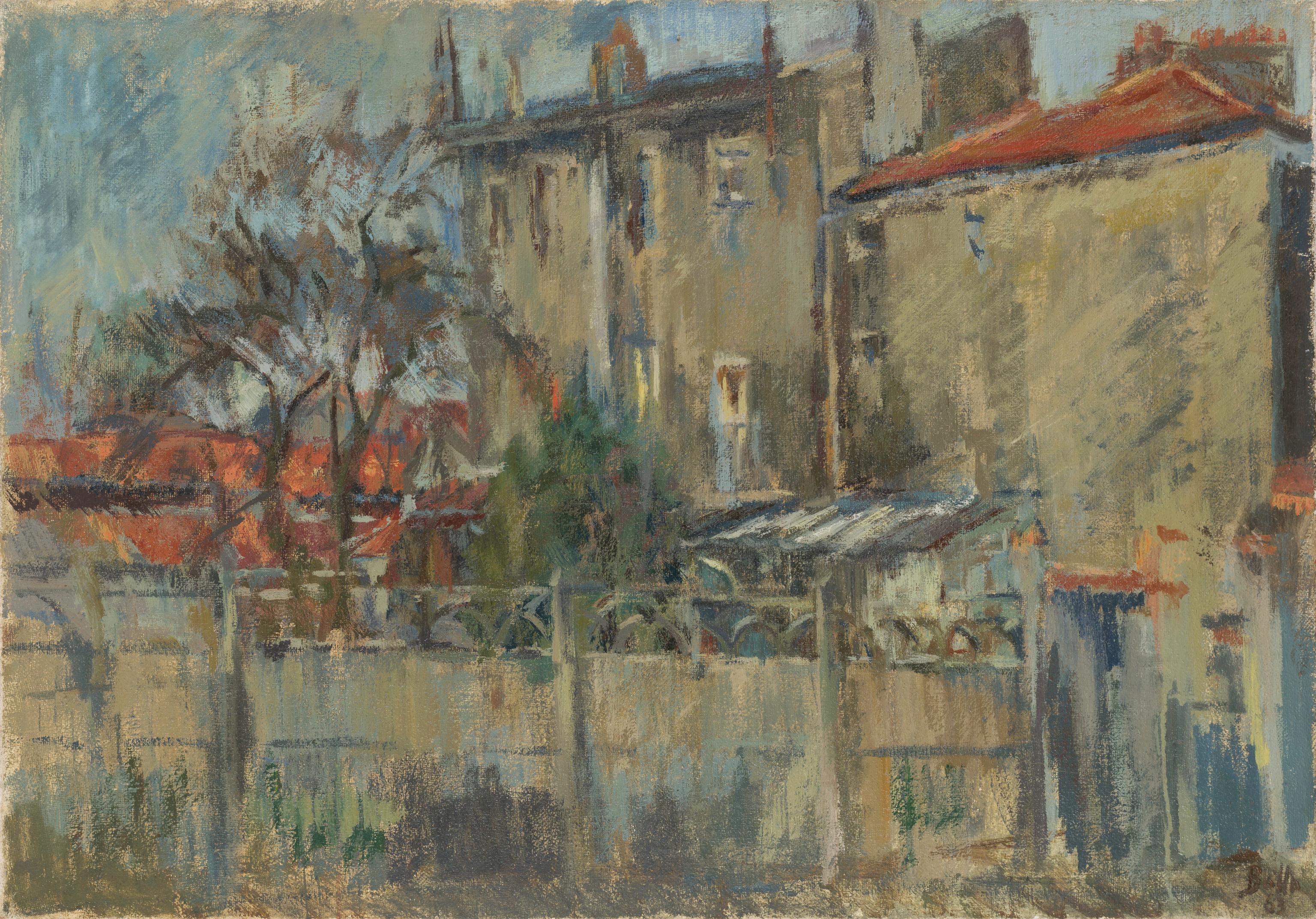 La clôture en béton 2