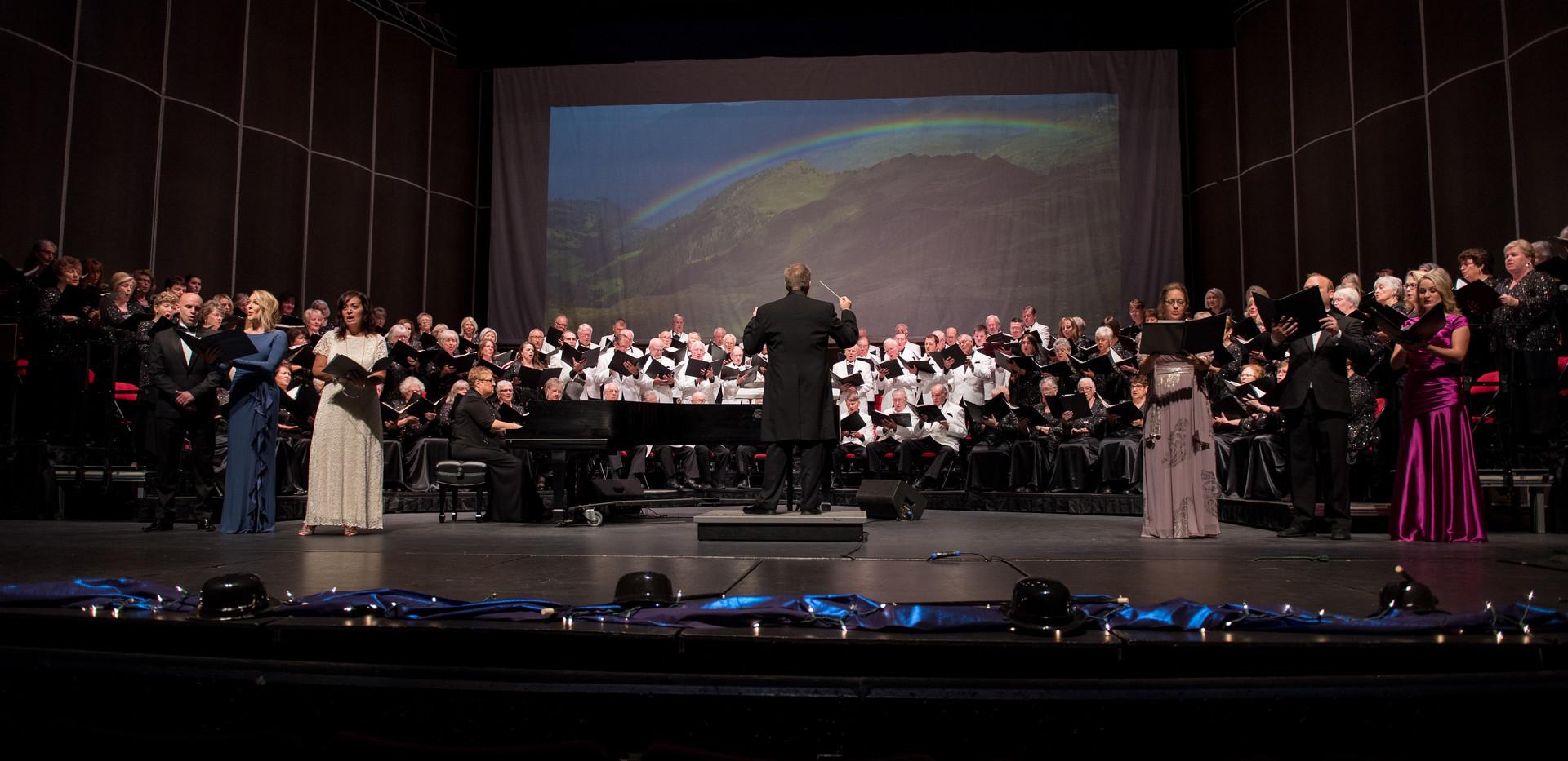 Heritage Choir 2018