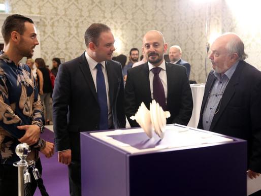 L-ewwel edizzjoni tal-Premju għall-Arti sabiex niċċelebraw il-kisbiet artistiċi f'Malta.