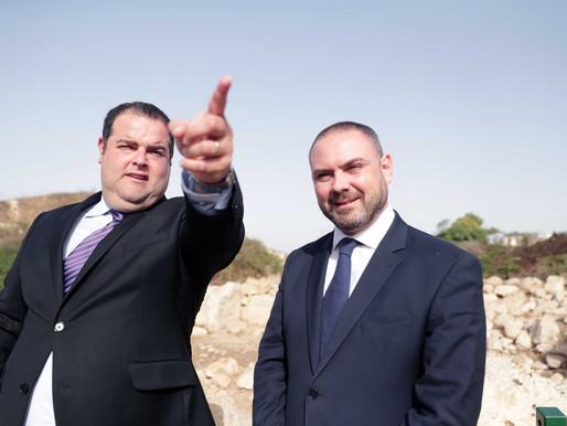 Heritage Malta tiftaħ is-sit ta' Borġ in-Nadur għall-pubbliku