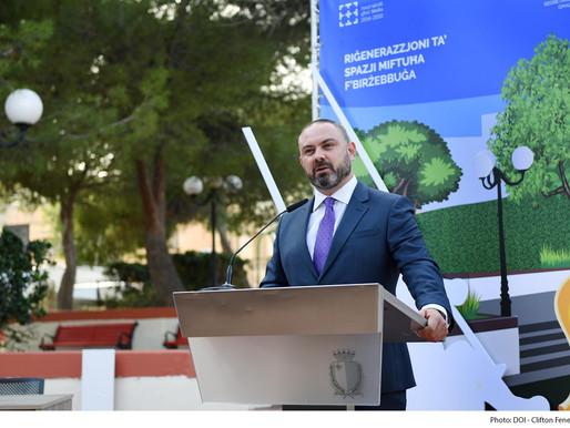 Investiment ta' €100,000 għar-riġenerazzjoni tal-ewwel bandli attrezzat għall-awtiżmu