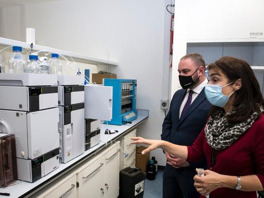 Studju dwar l-użu ta' aġenti bioattivi minn pjanti endemiċi Maltin għal trattament ġdid tal-Lukimja