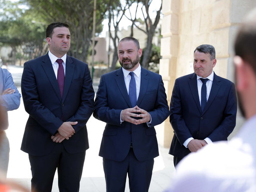 Ninvestu fil-wirt tagħna - jitlesta r-restawr tal-Bieb ta' Hompesch