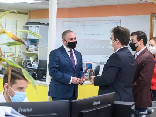 Kumpanija Maltija b'suċċess bil-kummerċjalizzazzjoni ta' teknoloġija fil-qasam tal-akwakultura
