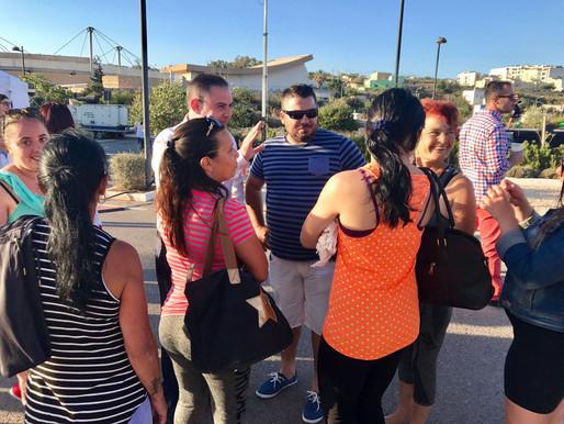Opportunità biex familji jiltaqgħu