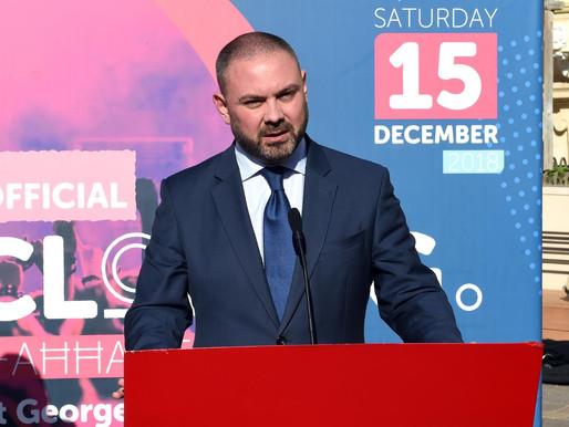 Valletta 2018 issellem lis-sena tal-Kapitali Ewropea tal-Kultura. Tribali fost l-artisti ewlenin fl-
