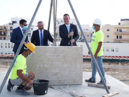 Skola Primarja ġdida fl-Imsida, b'investiment ta' €10 miljun