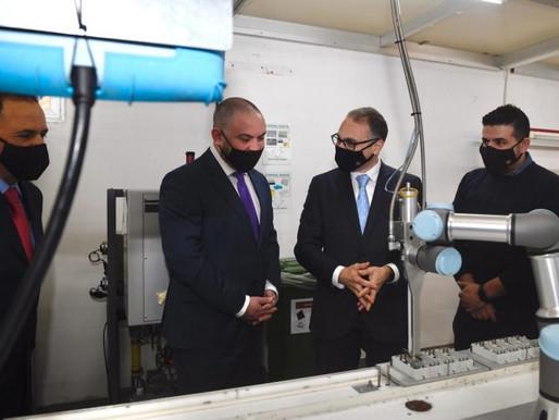 Carlo Gavazzi, eżempju ċar ta' kif ir-riċerka u l-innovazzjoni huma ċ-ċavetta għat-tkabbir ekonomiku